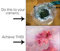 Got a sandwich bag? Check out this fun and CHEAP filter you can make!
