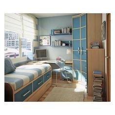 17 Cool Teen Room Ideas ❤ liked on Polyvore