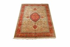 Hand Woven Persian Tabriz | Ahlers & Ogletree Auction Gallery