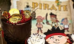 Party Feature: Jake and the Never Land Pirates Party! #pirate #party #birthday #Disney #jakeandtheverlandpirates