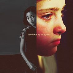 Rue and Prim are my favorite characters along with Katniss. Why did they have to go. Gone to soon