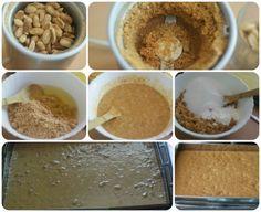 gâteau sable macaron aux cacahuètes6