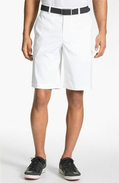 Nike Golf Flat Front Shorts available at  Nordstrom Golf Fashion a669d5af9a