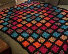 Image result for crochet blanket square