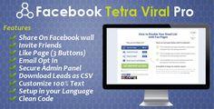 Facebook Triple Viral Pro