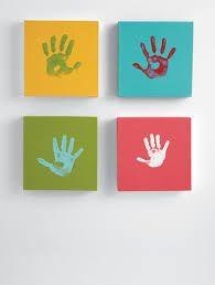 handprint canvas - Google 검색