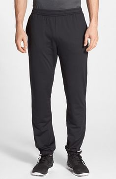fc2d58fd89fb1b BPM Fueled by Zella Moisture Wicking Athletic Pants available at #Nordstrom Athletic  Pants, Knitted