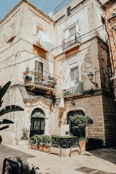 A Solo Woman Traveling East Coast of Italy Travel Pictures, Travel Photos, Places Around The World, Around The Worlds, Italy Street, Streets Of Italy, Beautiful Places To Travel, Future Travel, Travel Aesthetic