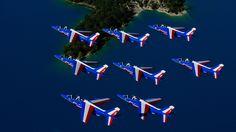 Patrouille de France | Sanicole Airshow (2013)