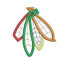 This is a listing for digital file - 6 sizes - SimpleChicago Blackhawks Applique Design for Machine Embroidery. Its digital instant download file, no physical item will send. The ZIP-archive containe 6 sizes of this design:  7 (5,68x6.95 inches, 14,28x17.65 cm) - 13666 stitches 6 (4,89x5.98 inches, 12,43x15.2 cm) -7285 stitches 5 (4,05x4,95 inches, 10,28x12.57 cm) -5689 stitches 4 (3.19x3.89 inches, 8,1x9.9cm) - 4252 stitches 3 (2.39x2.95 inches, 6,07x7.42) - 3135 stitches 2,5…