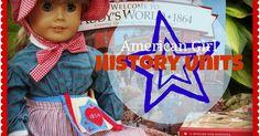 The Unlikely Homeschool: American Girl History Units: Kirsten
