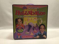 Cranium Hullabaloo Game 2003 Complete #Cranium
