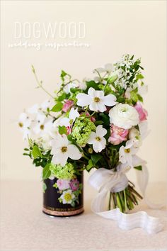 dogwood wedding ideas