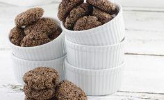 Ciasteczka amarantuski kakaowe | Ania gotuje