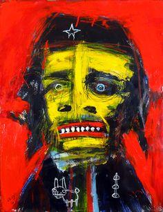"""che"" by matt sesow see more matt sesow paintings at  http://new.sesow.com   che.jpg (680×886)"