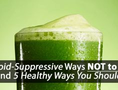 Why You Shouldn't Detox with Hypothyroidism