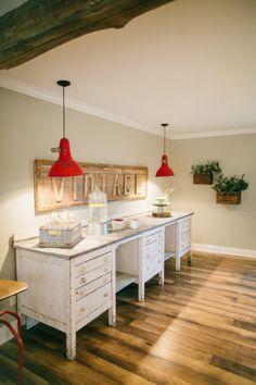 Our Favorite HGTV Fixer Upper Interior Design Moments - Style Me Pretty Living