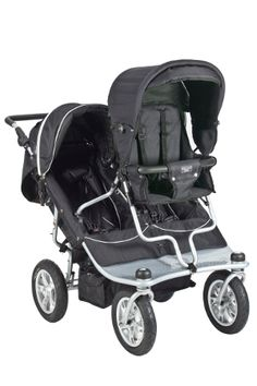 Valco baby twin stroller with joey seat - This is in my future...oy~