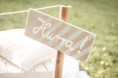 Hurra! DIY Sign http://titatoni.blogspot.de/