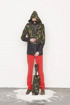 Hentsch Man Fall/Winter 2012   Collection