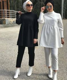 The finest of Modest Fashion for every Muslima Modest Fashion Hijab, Pakistani Fashion Casual, Iranian Women Fashion, Street Hijab Fashion, Casual Hijab Outfit, Muslim Fashion, Stylish Dresses, Modest Dresses, Modest Outfits