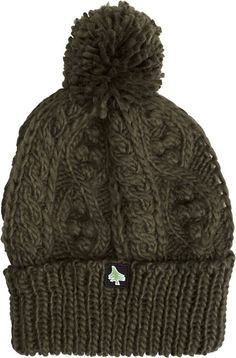 HIPPY TREE SHRUB BEANIE > Mens > Accessories > Hats | Swell.com