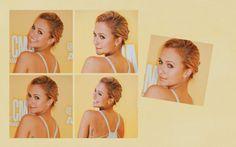 Fonds d'écran Célébrités Femme > Fonds d'écran Hayden Panettiere Hayden Panettiere par soleildhivers - Hebus.com