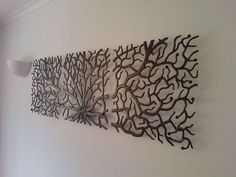 Wall Art Designs, Coral Wall Art Magnificent Metal Tree Wall Art Metal Red Flower Wall Art Metal Coral Wall Art Home Decor Ideas Coral Home Wall Art ~ Beautiful Coral Wall Art Wrought Iron Wall Decor, Metal Wall Art Decor, Metal Tree Wall Art, Tree Wall Decor, Metal Art, Branch Decor, Wall Decorations, Wall Art Designs, Wall Design