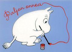Moomin - Paljon onnea | Flickr - Photo Sharing!
