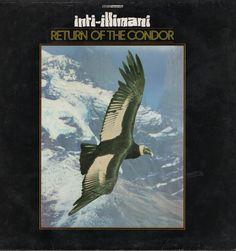 inti-illimani's Return of the Condor, BBC Records