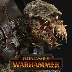 Total War Warhammer - Norsca DLC - Fimir Warriors, Tom Parker on ArtStation at https://www.artstation.com/artwork/NmRzP