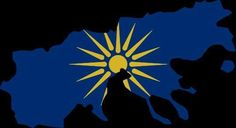 ''MACEDONIA IS GREEK AND ALWAYS WILL BE'' Greek Evil Eye, Macedonia, Greek History, Greek Mythology, Byzantine, Coat Of Arms, Ancient Greek, Civilization, Egypt