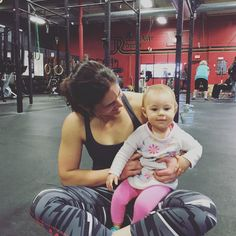 Best gym buddy @charlesrivercrossfit @savagecrcf #BMBTakeover #strongmama #liftheavy