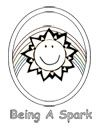 Sparkling Fun for Sparks Program GGC. Keeper Colouring Pages, Keeper Tracking Sheets, Craft ideas