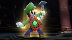 Luigi vs Donkey Kong - Super Smash Bros, Wii U