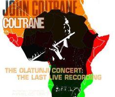 "Recorded on April 23, 1967, ""The Olatunji Concert: The Last Live Recording"" is final live recording of John Coltrane. TODAY in LA COLLECTION on RVJ >> http://go.rvj.pm/akn"