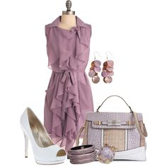 """""""Lilac"""" by leebee11 on Polyvore"""