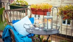 decorative for the terrace - All About Balcony Outdoor Furniture Sets, Outdoor Decor, Diy, Balcony, Terrace, Relax, Table Decorations, Home Decor, Gardens