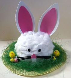 Have some Easter crafty fun with our tried and tested Egg Decorating and Easter Bonnet Ideas! Easter Bonnets For Boys, Easter Crafts For Kids, Bunny Crafts, Easter Ideas, Boys Easter Hat, Easter Projects, Easter Hat Parade, Peter Rabbit Party, Diy Ostern