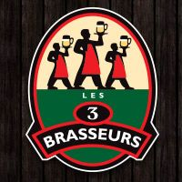Les 3 Brasseurs. To hang out and drink beer!!!