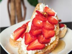Honey Ricotta Toast