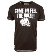 Mens Slade Come On Feel The Noize T-Shirt, Black