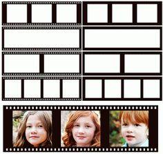Silhouette Design Store - View Design #78469: travel stories album photo filmstrips
