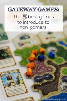 Looking for the best games to spice up your game night but you you don't want to get bogged down in a 3 hour mess of rules and confusion? These 5 games are just what you are looking for!!