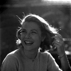 Grace Kelly, 1954.