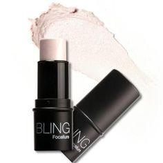 Dresslink - Dresslink Silver Waterproof Shadow Face Eyes Highlighter Shimmer Powder Cream Stick - AdoreWe.com