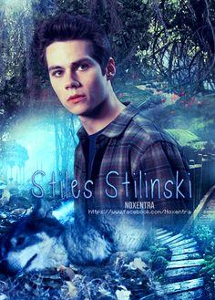 Stiles Stilinski by N0xentra