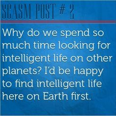 Half funny; half depressingly true!