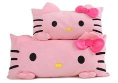 Hello Kitty Throw Pillow,Pink Hello Kitty Pillow
