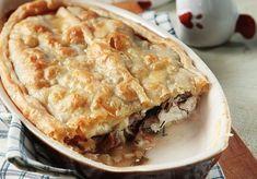 πίτα με κρεας ψητό αρνί που περίσσεψε από το Πάσχα Pastry Art, Food Categories, Falafel, Easter Recipes, Apple Pie, Tart, Food And Drink, Cooking, Health